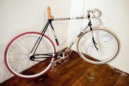 encouragement to ride my new bike.