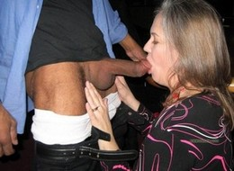 Big black dick BBC for old lady