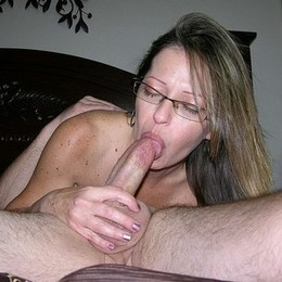 Amateur MILF With A Hard Dick In Her..