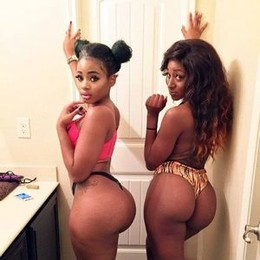 Just look at these buttocks, these..
