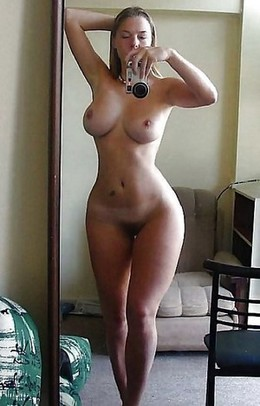 Perfect body.