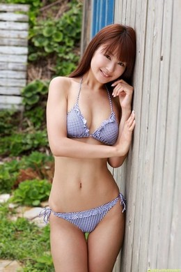 Misaki Nito Undress School Uniform..