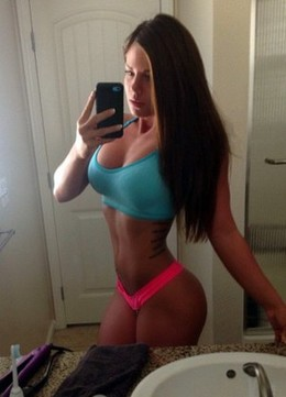 Horny latina selfshot her amazing sexy..