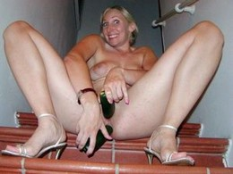 She seems to have fun!