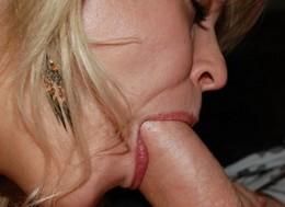 Close-up cock sucking homemade porn..