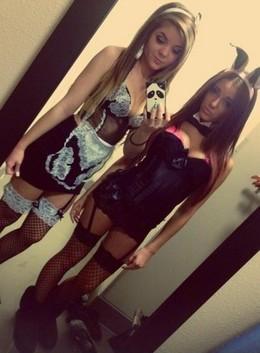 Danni Meow - teen kittens