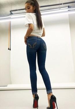 Sexy ass.