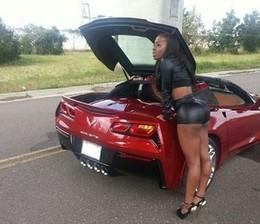 Sexy Ebony Chocolate Beast with nice..