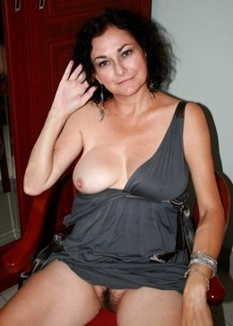Anna, 50 year old milf slut from South..