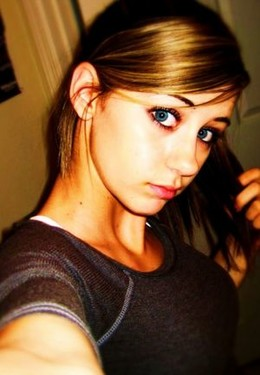 Sexy legal young chick cute face