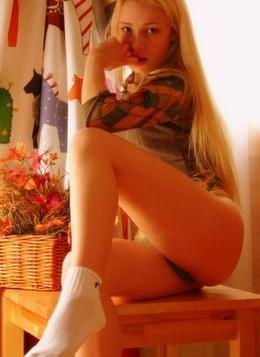 Beautiful blonde fit in a amazing..
