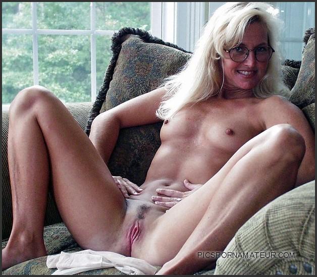 Petite Blonde Milf Big Tits